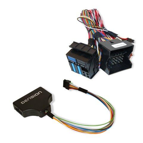 Розгалужувач Dension CDR2BM4 для підключення CD ченджера і шлюза Gateway 100 300 в автомобілях BMW 40 контактів