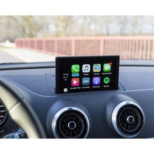 Adaptador Android Auto y CarPlay para Audi A3, A4, A5 y Q7