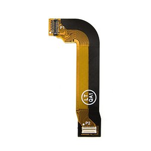 Flat Cable for Motorola Z8 Cell Phone, (for mainboard, with components)