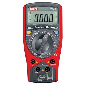 Digital Multimeter UNI-T UT50E