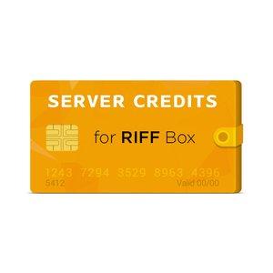 RIFF Box Server Credits