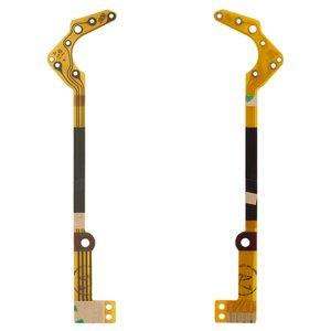 Cable flex para cámaras digitales Samsung ES10, ES15, ES17, ES55, ES60, S760, S860, SL102, SL30, del obturador