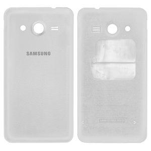 14ef37b8f65 Tapa trasera para batería Samsung G355H Galaxy Core 2 Duos, blanco ...