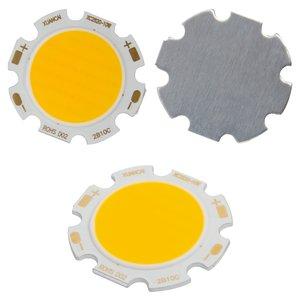 COB LED модуль 10 Вт (теплый белый, 950 лм, 300 мА, 30-33 В)
