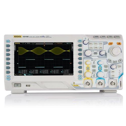 Цифровой осциллограф RIGOL DS2102E