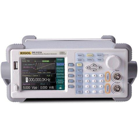 Універсальний генератор сигналів Rigol DG3121A
