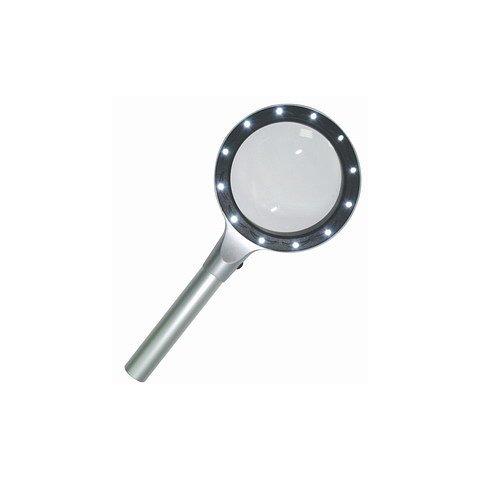 Ручна лупа з підсвічуванням Pro'sKit MA 017