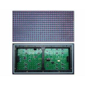 LED-модуль для рекламы P10-Blue (320 × 160 мм, 32 × 16 точек, IP65, 2000 нт)