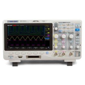 Фосфорний цифровий осцилограф SIGLENT SDS1102X+