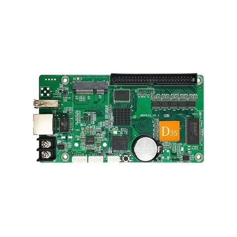 Контролер LED дисплея Huidu HD D35 1024×64, з Wi Fi модулем