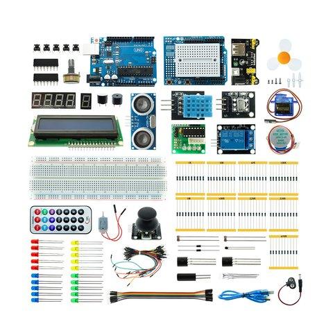 Набор для Arduino Super Starter Kit на базе UNO R3 + руководство пользователя