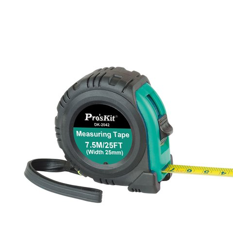 Measuring Tape Pro'sKit DK 2042 7.5M 25FT