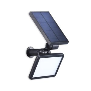 LED Solar Street Light SL-50C-3 (motion sensor, 500 lm, 3.7 V, 2000 mAh)